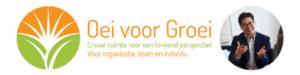 Logo Oei voor Groei